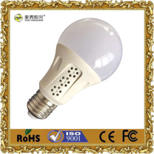 12W LED Bulb with PC Housing and Aluminum Heat Sink