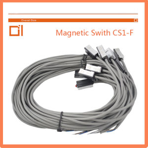 CS1-F Series Magnetic Sensor Reed Switch for Air Pneumatic Cylinder pictures & photos