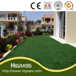 SGS Certified Muti-Purpose PE Outdoor Synthetic Grass pictures & photos
