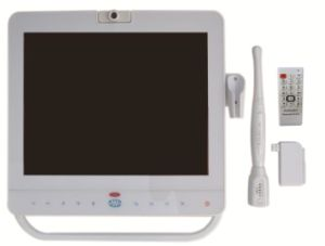"Wireless with LCD Holder Oral Camera and 15"" Monitor System for Dental Unit pictures & photos"