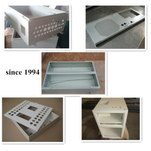 Factory Supply Electric Cabinet with Powder Coating (GL016) pictures & photos