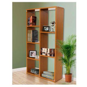 6 Tier Modern Bookshelf Bookcase Shelving Display Cabinet Shelf Storage Unit