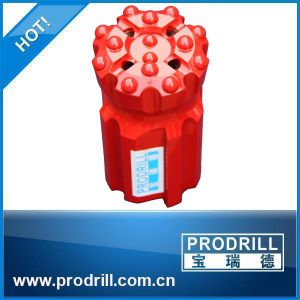 T51 Carbide Drill Bit Soft Rock Thread Drill Bits to Hard Rock Button Bits pictures & photos