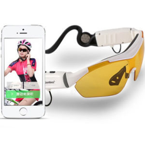b85fc6a6f25e High Quality Smart Wireless Bluetooth Sunglasses Phone Call Answering Sport  Fashion Smart Bluetooth Stereo Headset Google Glasses for Music and Phone  Metal ...