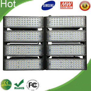 UL cUL FCC Lm79 Dlc LED Tunnel Light 50W/100W/150W/200W/300W/400W Samsung LED Flood Light IP65 Outdoor Light pictures & photos