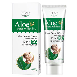 Zeal-Aloe Vera Whitening Cc Cream for Beauty Care pictures & photos
