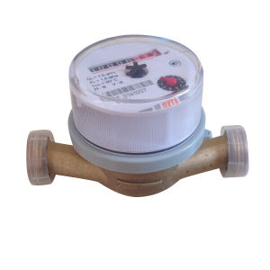 Single Jet Mini Body Water Meter pictures & photos