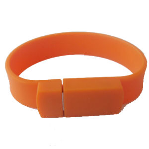 Wristband USB Flash Drive Bracelet USB Drive USB Wristband pictures & photos