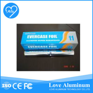 Disposable Food Aluminium Foil Roll pictures & photos
