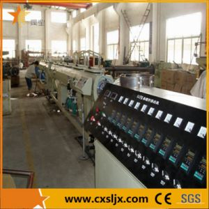 16-110mm Single Screw Extrusion HDPE Pipe Machine pictures & photos