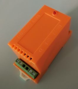 Speed Sensor Signal Isolated Converter with 35mm DIN Rail-Mounted pictures & photos