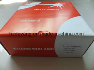 China Esab Flux Cored Welding Wire pictures & photos