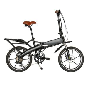 New Ebike Strong Frame E-Bicycle Inside Battery pictures & photos
