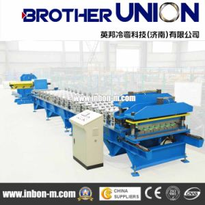 Cold Rolled Tile Plate Roll Forming Line pictures & photos