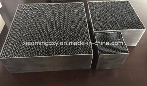 Metal Honeycomb Substrate for Vehicle/Motor Exhaust System pictures & photos
