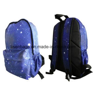 Starry Sky Pattern Fashion Backpack Bag