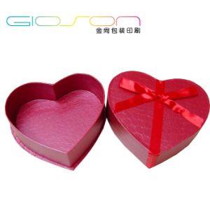 Basic Info  sc 1 st  Dongguan Jinshang Printing u0026 Packaging Co. Ltd. & China Fancy Paper Heart Shaped Gift Box/ Jewellery Box for Ring ...