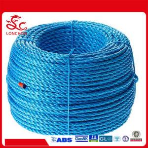 6-20mm POLYPROPYLENE ROPE 10-200m agriculture floats marine polyrope line blue