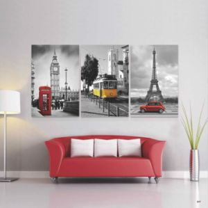 Europe Style Paintings Art on Canvas pictures & photos