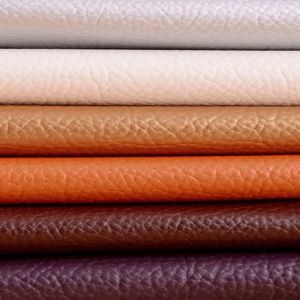 New Design High Quality PU Synthetic Leather Fabric (HS-Ya2) pictures & photos