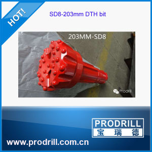 SD8-203mm DTH Button Bits for Drilling pictures & photos