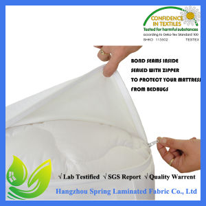 Mattress Guard Waterproof Hypoallergenic Mattress Protector, Twin Size pictures & photos
