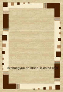 Modern Machine Made Polypropylene Area Rug pictures & photos