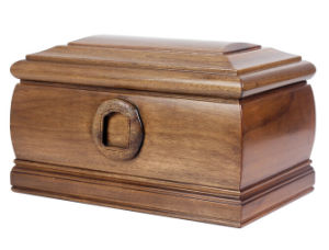 Respected Wooden Funeral Coffin pictures & photos