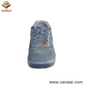 Electric Insulation Working Safety Shoes with Steel Toe Cap (WSS010) pictures & photos