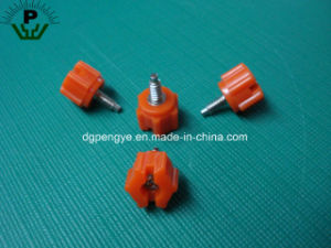 Customized Male Thread Plastic Head Thumb Screw