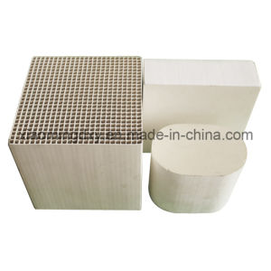 Ceramic Honeycomb Substrate Catalyst for Vehicle Exhaust pictures & photos