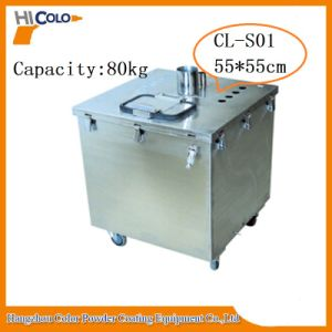 Square Powder Hoppers for Powder Recovery Sieve Cl-S01 pictures & photos