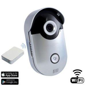 Zilink Cobell 720p HD Wireless Smart IP Video Doorbell Camera Video Door Phone  sc 1 st  Made-in-China.com & China Zilink Cobell 720p HD Wireless Smart IP Video Doorbell ...