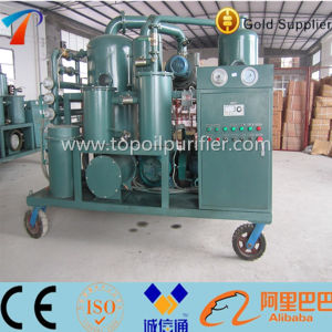 1200 Liter Per Hour Vacuum Lubricant Oil Coolant Oil Filtration Machine (TYA-20) pictures & photos