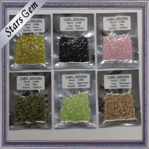 Various Color and Sizes Beautiful Shining Cubic Zirconia Jewelry pictures & photos