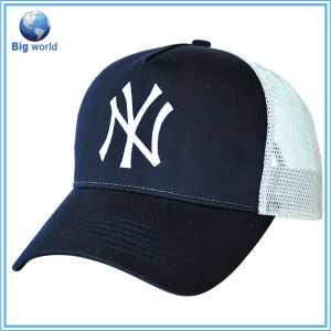 Wholesale Embroidery Cap, Baseball Hat with Low Price, 100% Cotton Flex Fit Hat Bqm-055
