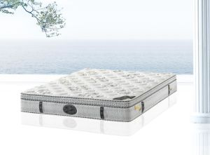 Hot Selling Memory Foam Pocket Spring Mattress pictures & photos