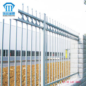 High Quality Wrought Zinc Steel Fence 030 pictures & photos