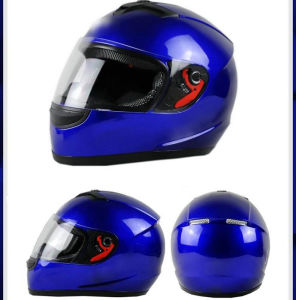 ABS Spring, Automn, Winter Full Face Motorcycle Helmet (MH-008) pictures & photos