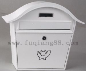 Classic European Style Mailbox with Different Color pictures & photos