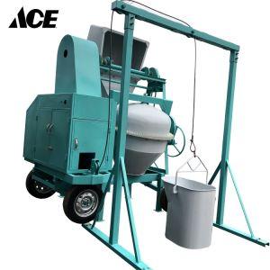 China Concrete Mixer With Pump, Concrete Mixer With Pump
