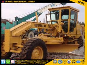 Second-Hand Wheeled Grader/Used Caterpillar Motor Grader 14G