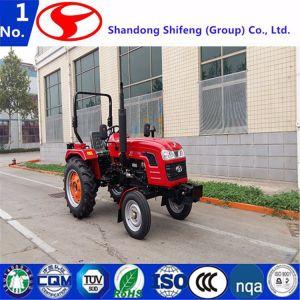 50HP Small Mini Cheap Farm /Backhoe Attachment Compact Tractor for Sale