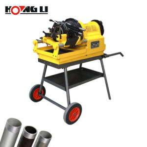 Industrial 4inch 900W Pipe Threading Machine with Carriage (SQ100D)  sc 1 st  Hangzhou Hongli Pipe Machinery Co. Ltd. & China Industrial 4inch 900W Pipe Threading Machine with Carriage ...