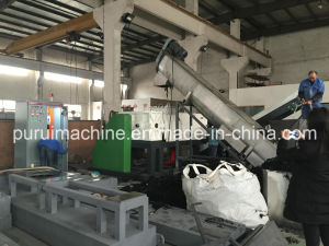 Plastic Film Squeezer for PE PP Recycling pictures & photos