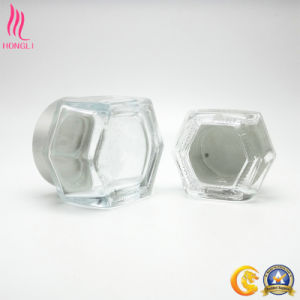 Cosmetic Packaging Cream Jar Glass Jar pictures & photos