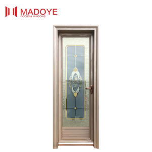 China Factory Price Single Glass Bathroom Door Design For Sri Lanka China Door Design Online Shop China