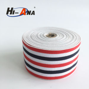 15 Years Factory Experience Fancy Woven Elastic Tape pictures & photos