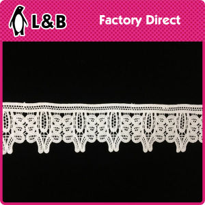 Embroidery Lace Trim for Apparel Garments Accessories pictures & photos