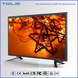 21.5inch FHD LED TV with DC12V Cigar Lighter and USB HDMI